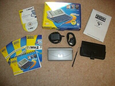 MINT PSION 5MX PDA  boxed all accessories