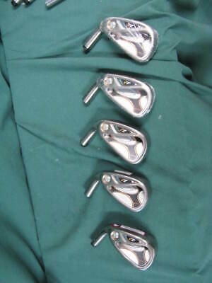 Left Hand New Taylormade R7 Draw 3-5-6-7-Pw Head Only