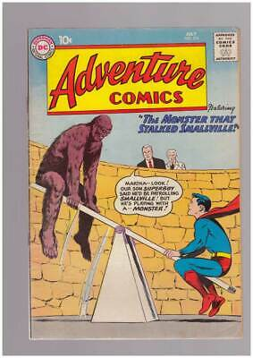 Adventure Comics # 274 Monster that Stalked Smallville ! grade 5.0 scarce book !