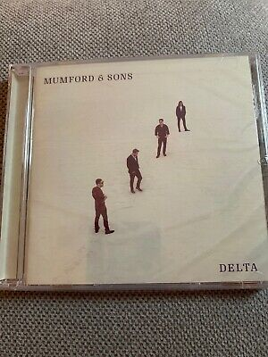 Mumford And Sons Delta CD Brand New