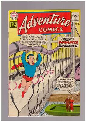 Adventure Comics # 299  The Unwanted Superbaby !  grade 5.5 scarce book !