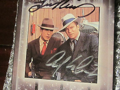 LEONARD NIMOY WILLIAM SHATNER Autograph Signature HAND SIGNED STAR TREK VHS Box