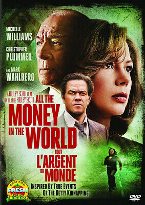 All the Money in the World (Bilingual) New DVD
