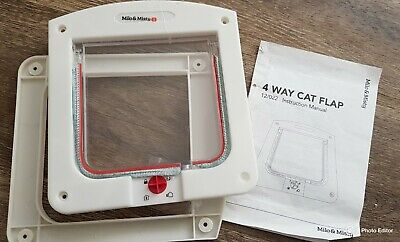 Cat flap - new, unused