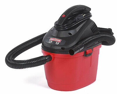 Craftsman 9-17611 Wet/Dry Shop Vac Vacuum, 2.5 gallon