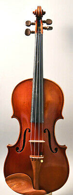 Beautiful Old antique French master violin by Charles Bailly