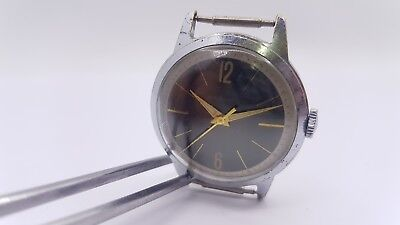 JUNGHANS Shockproof Cal.93/1 Wrist Watch Germany Made