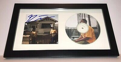 REASON RAPPER SIGNED THERE YOU HAVE IT CD ALBUM AUTOGRAPH (Kendrick Lamar TDE)