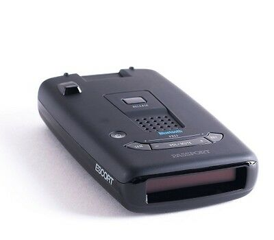 Passport Radar Detector >> New Escort Passport Radar Laser Detector Live Ready Bluetooth Ds