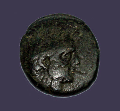 Archaios | Kings of Macedon Strymon / Trident MAKE-ΔONΩN | AE 18 | Inv#8.1