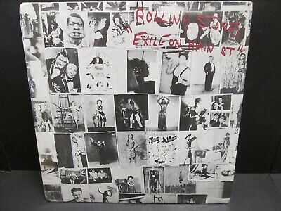 ROLLING STONES Exile on Main St. NEW/SEALED 2LP w/ HYPE STICKER