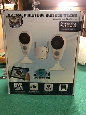 NIGHT OWL 8 Channel 1080p HD DVR with 1TB HDD and 4x Wired