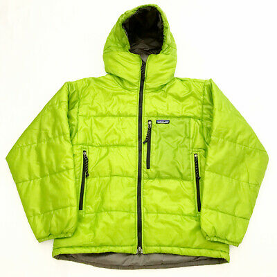 premium selection ed8d3 1f0bb PATAGONIA DAS PARKA Green Deadstock Size M Made in USA Rare 2002 Men's Y81