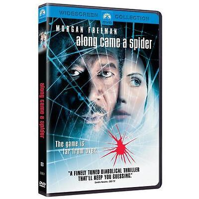 Along Came a Spider (DVD, 2001, Sensormatic)