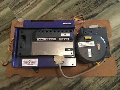 Sega Triforce + Dimm 4.02 512MB + GD-Rom Player + game. 100% Working & Tested