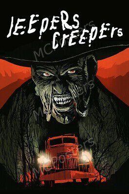 Posters USA - Jeepers Creepers Movie Poster Glossy Finish - MCP886