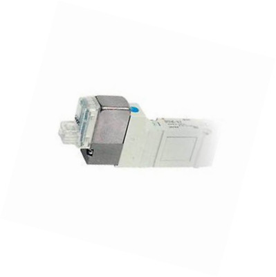 SMC SY3545-5FU-Q 5 Port Solenoid Valve, Plug-in Stacking Base