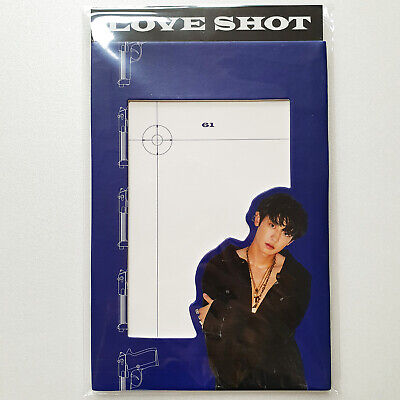 SM Town EXO the 5th Repackage Album [Love Shot] Official Paper Photo Frame