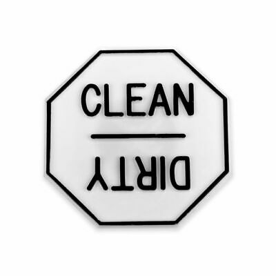 Dishwasher Dirty/Clean Magnet - Know Right Away if Dirty/Clean - Free Shipping