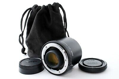 Nikon Ai AF-S TELE CONVERTER TC-20E II 2x Lens for F Mount [Exc+++] From japan