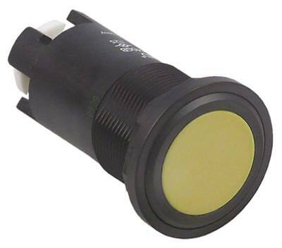 Signal Lamp Yellow Ø 22mm 230-440v Screw Connection Led Max. Temperature 125°C