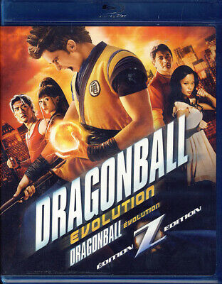 Dragonball Evolution (Blu-Ray) (Bilingue) (ca Neuf Bleu