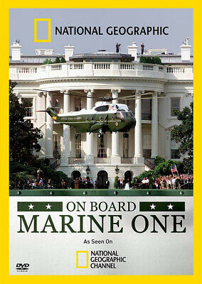 On Board Marine One (National Geographic) New Dvd