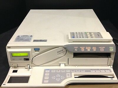 Sony Up-5600Mdu Medical Printer Makes Clean And Clear Prints 30 Day Warranty