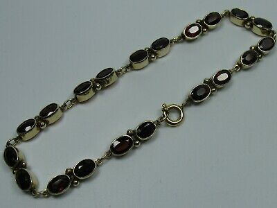 Very Beautiful Bracelet Made from Gold Plated 925 Silver with Bohemian