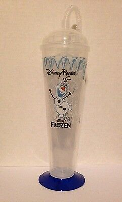 Brand New Disney Frozen Olaf Sipper Cup Disneyland Parks Exclusive Collectors
