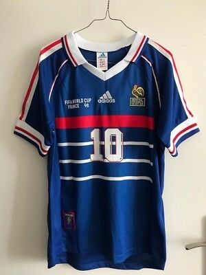 Maillot Zidane 98 Taille L