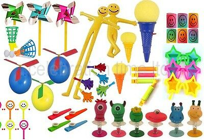 Party Loot Bag Fillers Children Favour Pinata Toys Birthday Wedding Stocking Fun