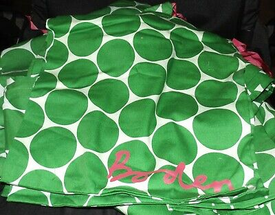 100 x Wholesale Job Lot of Boden Green Drawstring Storage Bags