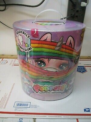 Brand New Poopsie Surprise Unicorn Magically Poops Slime 555995 20+ Mystery Item