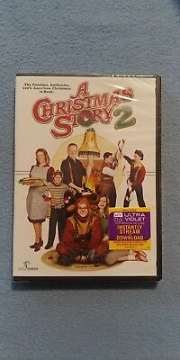 Brand New A Christmas Story 2 Dvd Widescreen