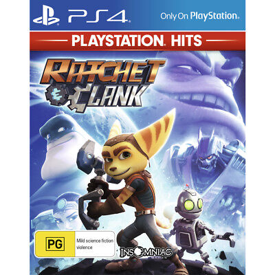Ratchet & Clank - PlayStation 4 - BRAND NEW