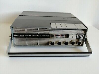 Vintage Uher 4400 Report Stereo