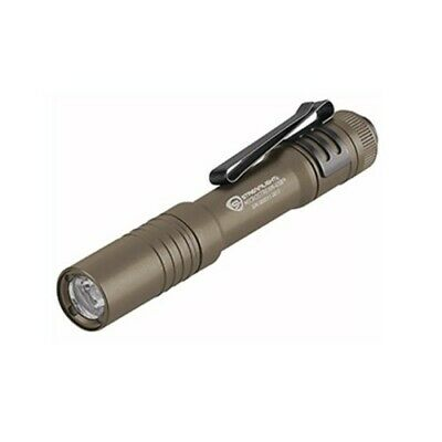 Streamlight 66608 Coyote Tan MicroStream USB Rechargeable 250 Lumen Flashlight