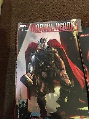 MARVEL HEROES  V2  T14 collector edition neuf