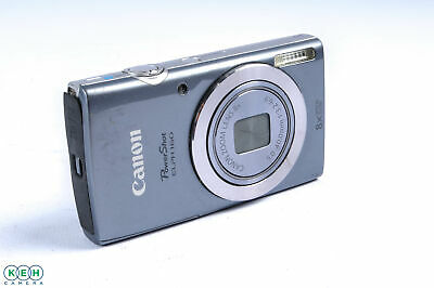 Canon ELPH 160 Digital Camera, Silver {20 M/P}