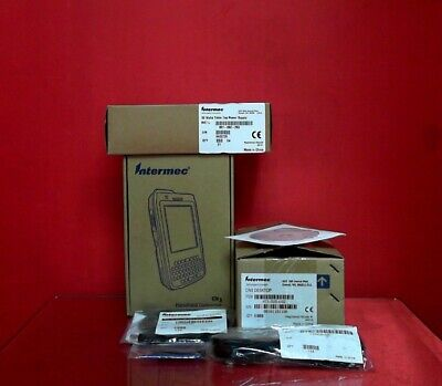 Intermec CN3 Mobile Computer Bar Code Scanner with accessories