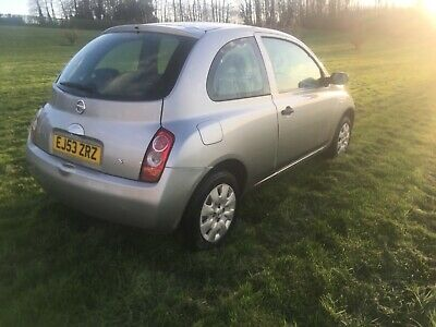 Nissan Micra 1.2 S low mileage long MOT With no advisories