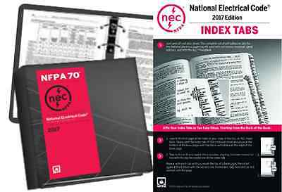 NFPA 70®: National Electrical Code (NEC) Looseleaf and Index Tabs, 2017 Edition
