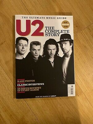 U2 Uncut Magazine Special Edition The Complete Story 2017