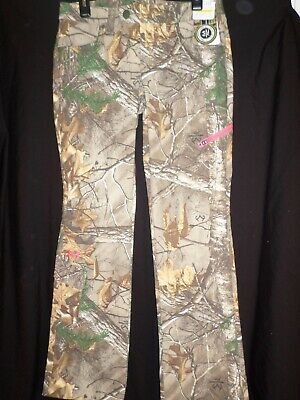 03537a10bdd79 $90 UNDER ARMOUR Camo Pants Size 6 Women's Realtree Xtra-1260162 946 ...