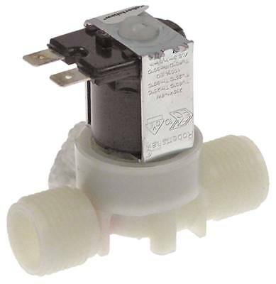 "Lincat Solenoid Valve for Oe7503, Og7502 Exit 1/2 "" 1 Compartment Straight Input"