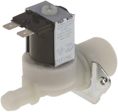 Eaton (Invensys) Solenoid Valve Exit 11,5mm 1 Compartment Straight Plastic Green