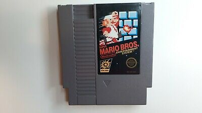 Nintendo NES Super Mario Bros 1 (game only) CANADA FAST FREE SHIPPING !!