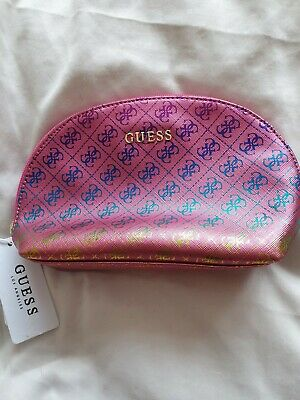 Guess makeup bag new with tags