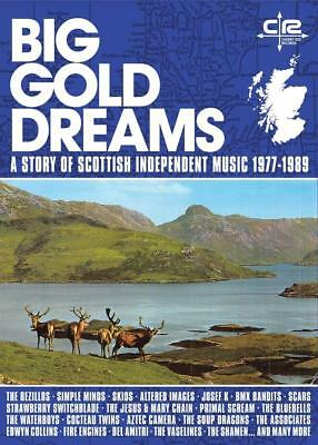 Big Gold Dreams A Story Of Scottish Independent Music 1977-1989 5 CD NEW 22NDFEB